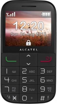 Senior telefón ALCATEL ONETOUCH 2000 White