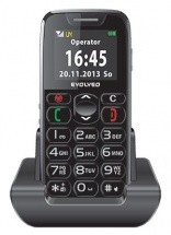 Senior telefón EVOLVEO EasyPhone EP-500 ROZBALENO