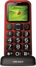 Senior telefón myPhone HALO 9 červený ROZBALENO