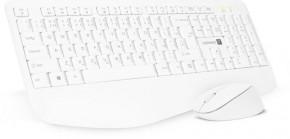 Set Connect IT CKM-7804-CS, klávesnica+myš, bezdrôtový, CZ/SK