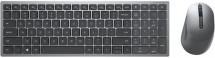 Set Dell KM7120W, klávesnica+myš, multi-device, CZ/SK, čierna