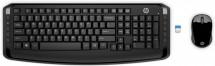 Set HP 300 SK, klávesnica + myš, čierna