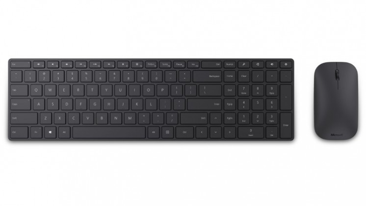 Set klávesnica a myš Bezdrôtový set Microsoft Designer (7N9-00020)