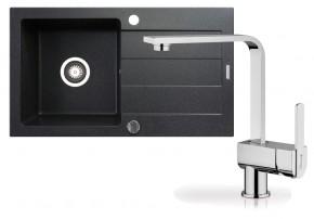 SET R2 - drez Sparta 76x44 + Espressivo, čierna