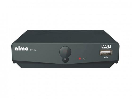 9dbfbd0b1 ALMA Alma T1550 Set-top box Alma T1550