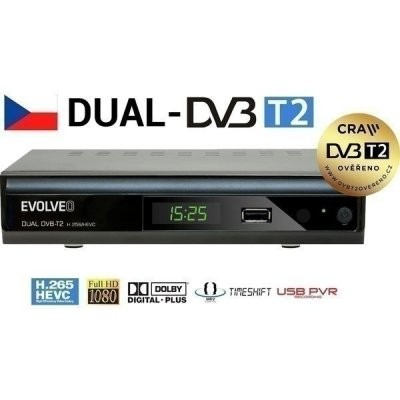 Set-top box Evolveo Gamma T2 DT-4060