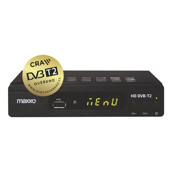 Set-top box Maxxo H.265 CRA
