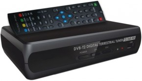Set-top box New Digital T2 265 HD