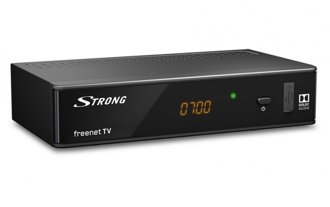 Set-top box Strong SRT8541FTA