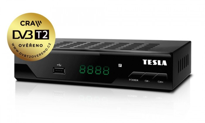Set-top box Tesla TE-310