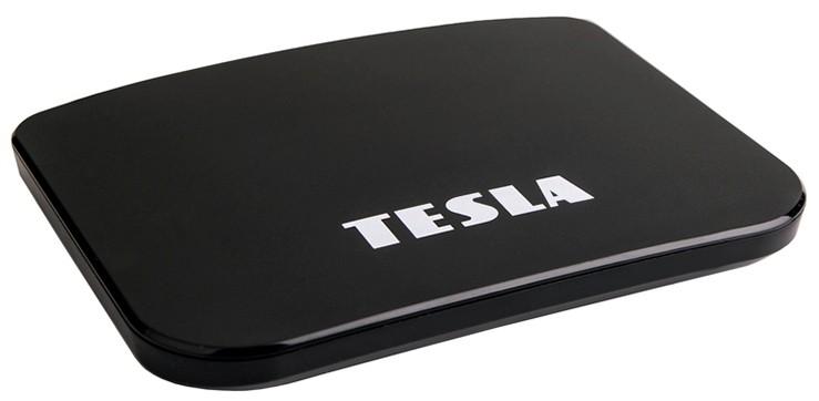 Set-top box TESLA TEH-500 PLUS, hydridných DVB-T2 MediaBox Android KODI POUŽI