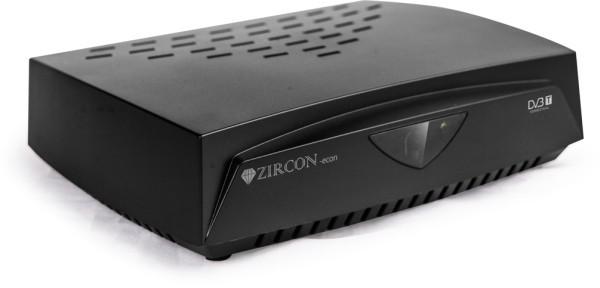 Set-top box Zircon T_econ