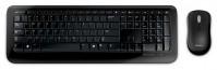 Sety klávesnic s myšou Microsoft  Wireless Desktop 800 USB