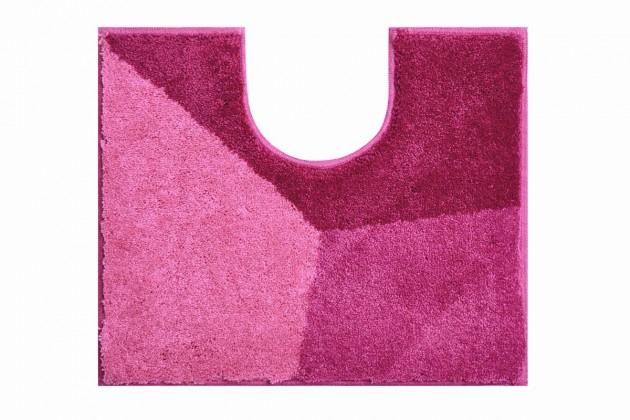 Shi - WC predložka 50x60 cm (ružová)
