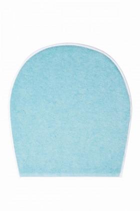 Shi - WC veko 47x50 cm (ľadovo modrá-petrolejová)