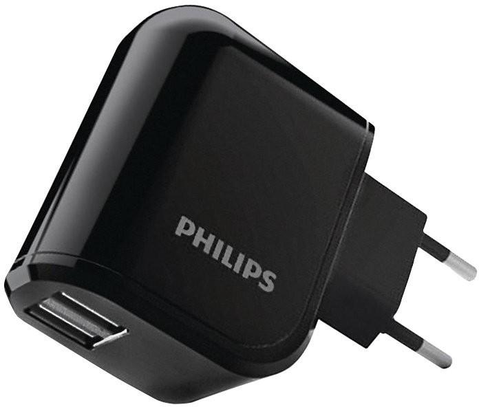 Sieťové nabíjačky (230V) Nabíjačka Philips DLP2307U12