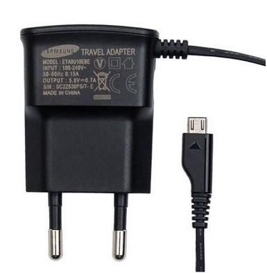 Sieťové nabíjačky (230V) Nabíjačka Samsung ETA0U10E