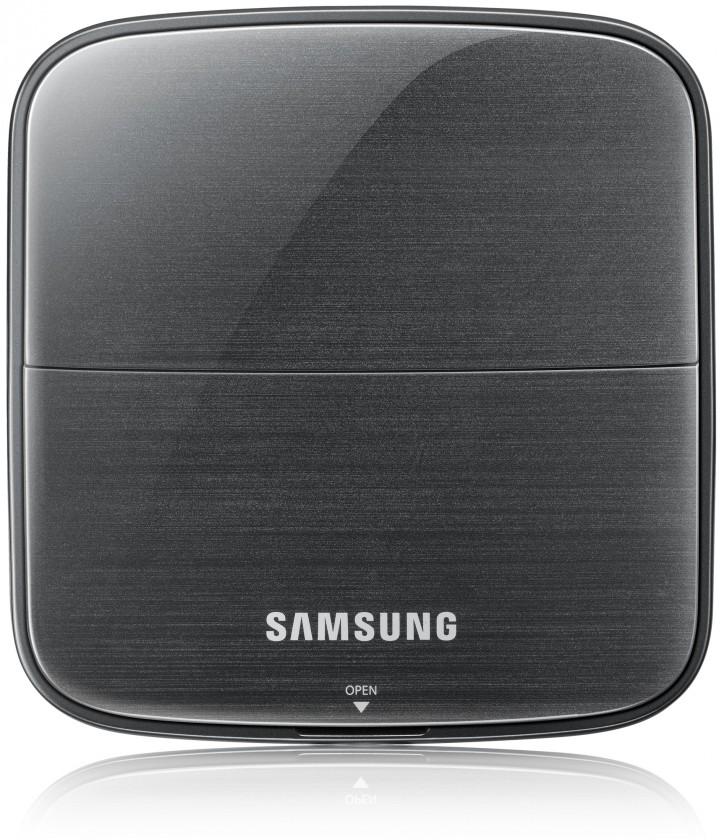Sieťové nabíjačky (230V) Samsung EDD-D200BE stolný stojanček