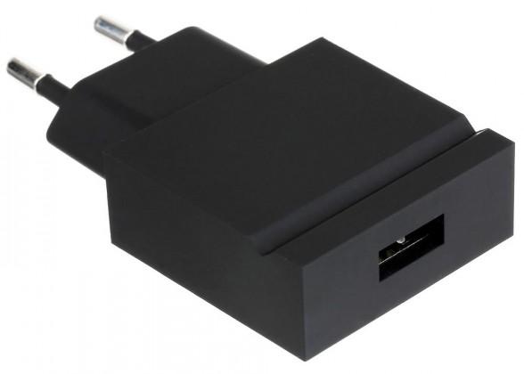 Sieťové nabíjačky (230V) USBEPOWER kapesní USB nabíječka POP, černá