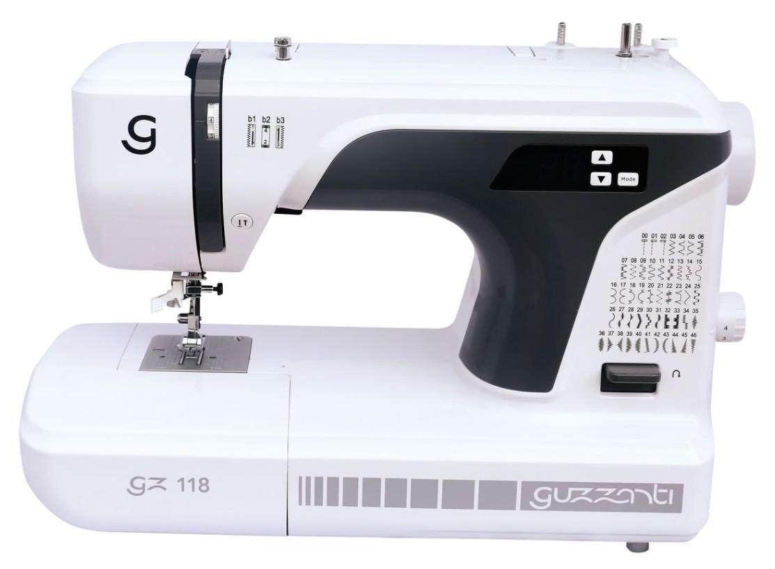 Šijací stroj Šijací stroj Guzzanti GZ 118