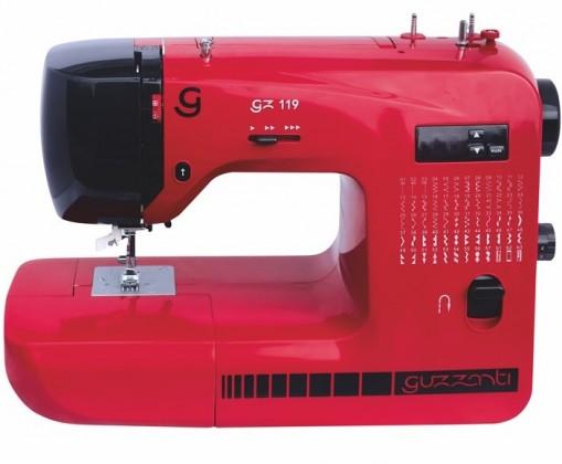 Šijací stroj Šijací stroj Guzzanti GZ 119