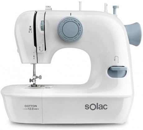 Šijací stroj Šijací stroj Solac Cotton 12.0 SW8220