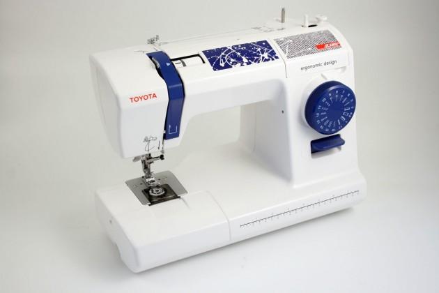 Šijací stroj Šijací stroj Toyota Jeans 17C
