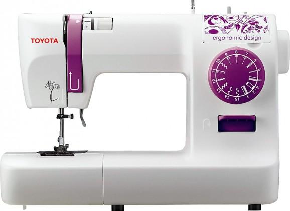 Šijací stroj Toyota ECO 15A violet