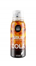 Sirup Limo Bar, Cola, stévia, 500ml