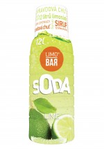 Sirup Limo Bar Limetka, 500ml