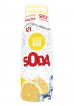 Sirup Limo Bar, Tonic, 500ml