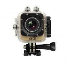 SJCAM M10 CUBE športová kamera - zlatá