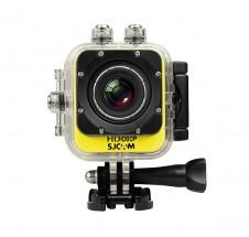 SJCAM M10 CUBE športová kamera - žltá
