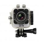 SJCAM M10 CUBE WIFI športová kamera - strieborná