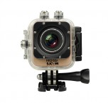 SJCAM M10 CUBE WIFI športová kamera - zlatá
