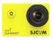 SJCAM SJ4000 PLUS športová kamera - žltá