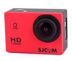 SJCAM SJ4000 športová kamera - červená