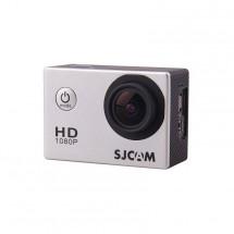 SJCAM SJ4000 športová kamera - strieborná