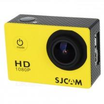 SJCAM SJ4000 športová kamera - žltá