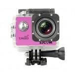 SJCAM SJ4000 WIFI športová kamera - ružová