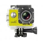 SJCAM SJ4000 WIFI športová kamera - žltá