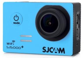 SJCAM SJ5000 PLUS športová kamera - modrá