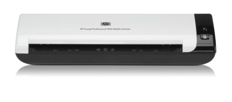 Skener  HP Scanjet Professional 1000(L2722A)