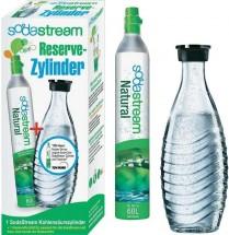 Sklenená fľaša + bombička Sodastream 1100065490 ROZBALENÉ