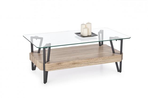 Sklenený Konferenčný stolík Abrilla (sklo)
