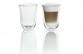 Skleničky na kávu DeLonghi Latte macchiato