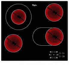 Sklokeramická varná doska Whirlpool AKT 8190/BA