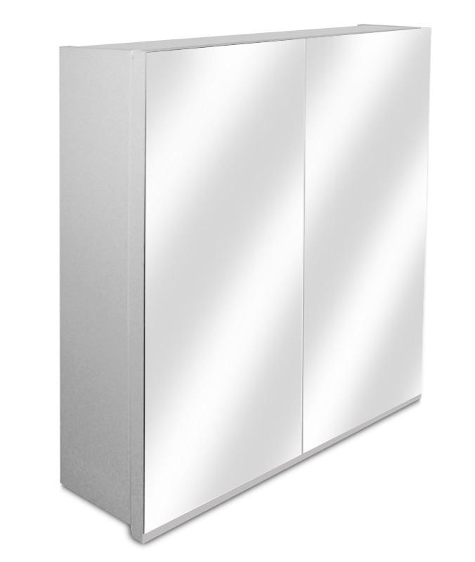 Skrinka nad umyvadlo Zrkadlová skrinka ZS 246 (zrkadlo)
