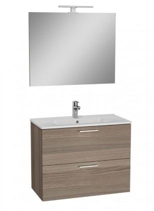 Skrinky s umývadlom Kúpeľňová zostava Moira (79x61x39,5 cm, cordoba)