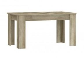 Sky - Jedálenský stôl, ABS (country sivá)